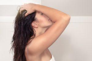 Kopfhaut Irritation vermeiden