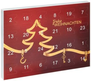 Schmuck Adventskalender