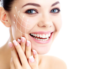 Hautbild positiv verändern