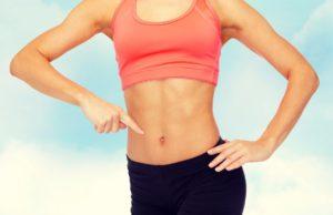 Muskeln am Bauch