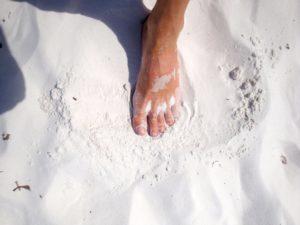 weißer-Sand