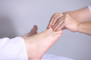 massage für die füße