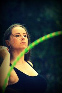 Hula Hoop als Sport Methode