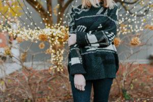 Die Mode im Herbst