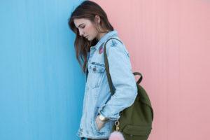 Jeans tragen