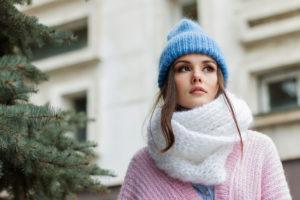 Mode im Winter 2018