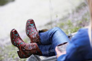 Cowboystiefel
