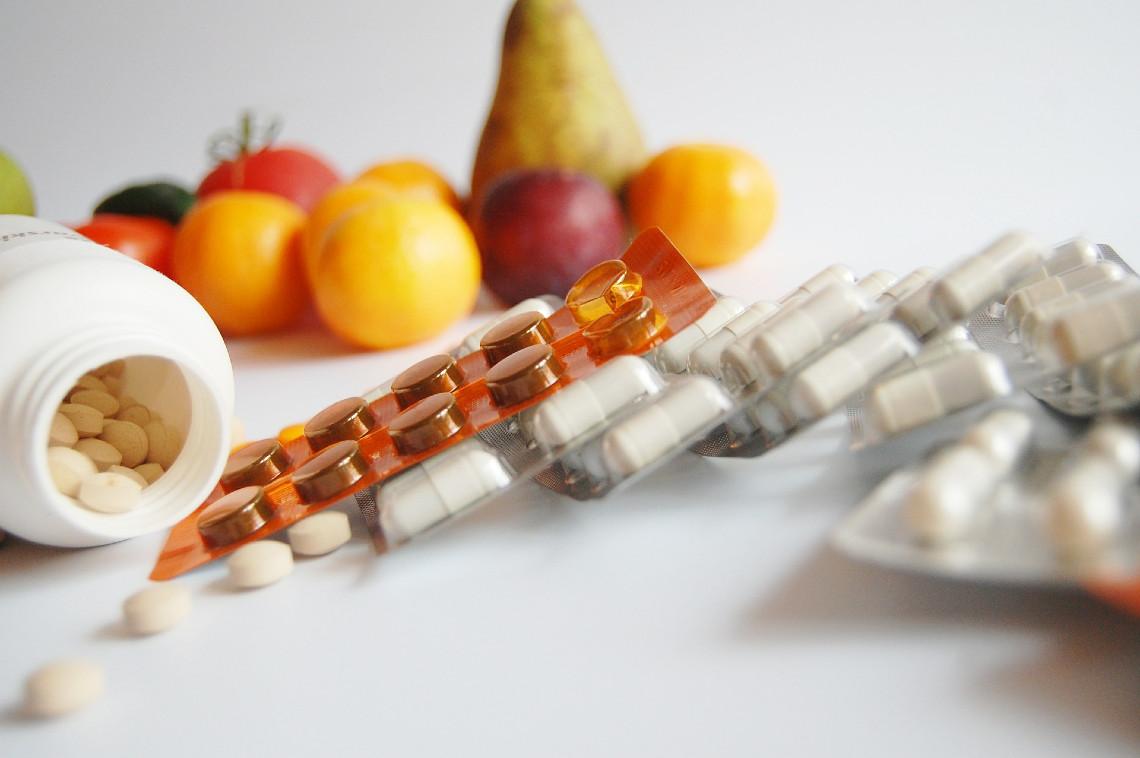Vitamine ergänzen