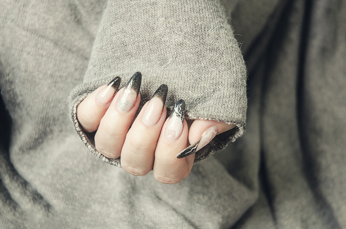 Photo of Glitter-Nails: Trend im Winter