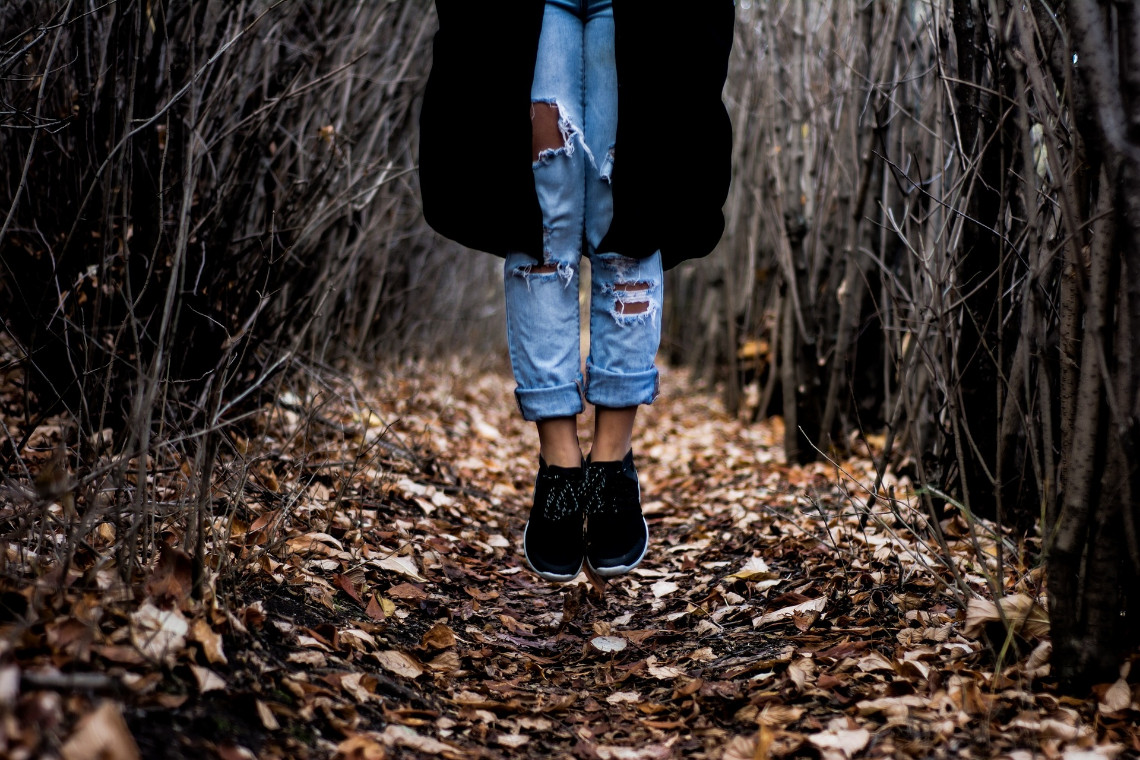 Jeans Modetrend