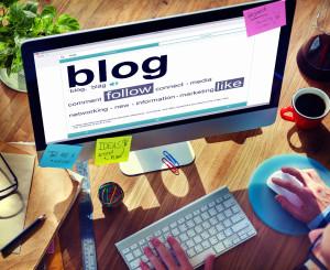 Blog im Web