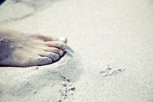 fuß-im-sand