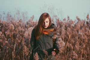 Mode im Herbst