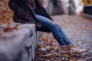 Herbstschuhe