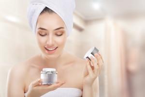 Creme für sensible Haut