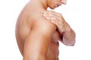 Trainierter Körper