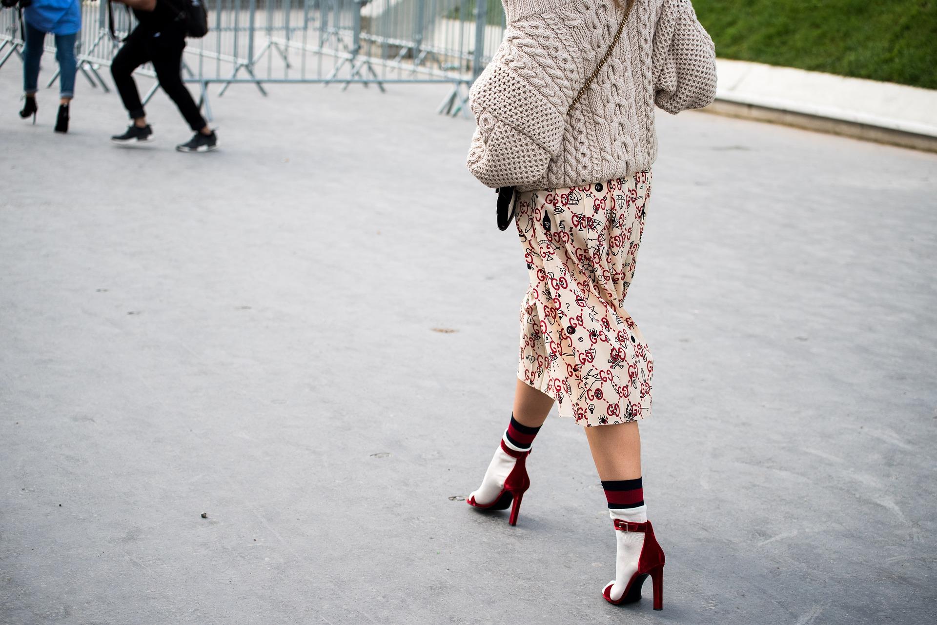 Photo of Ausgefallene Socken erleben ihr Comeback – Neuer Trend fürs Frühjahr 2020