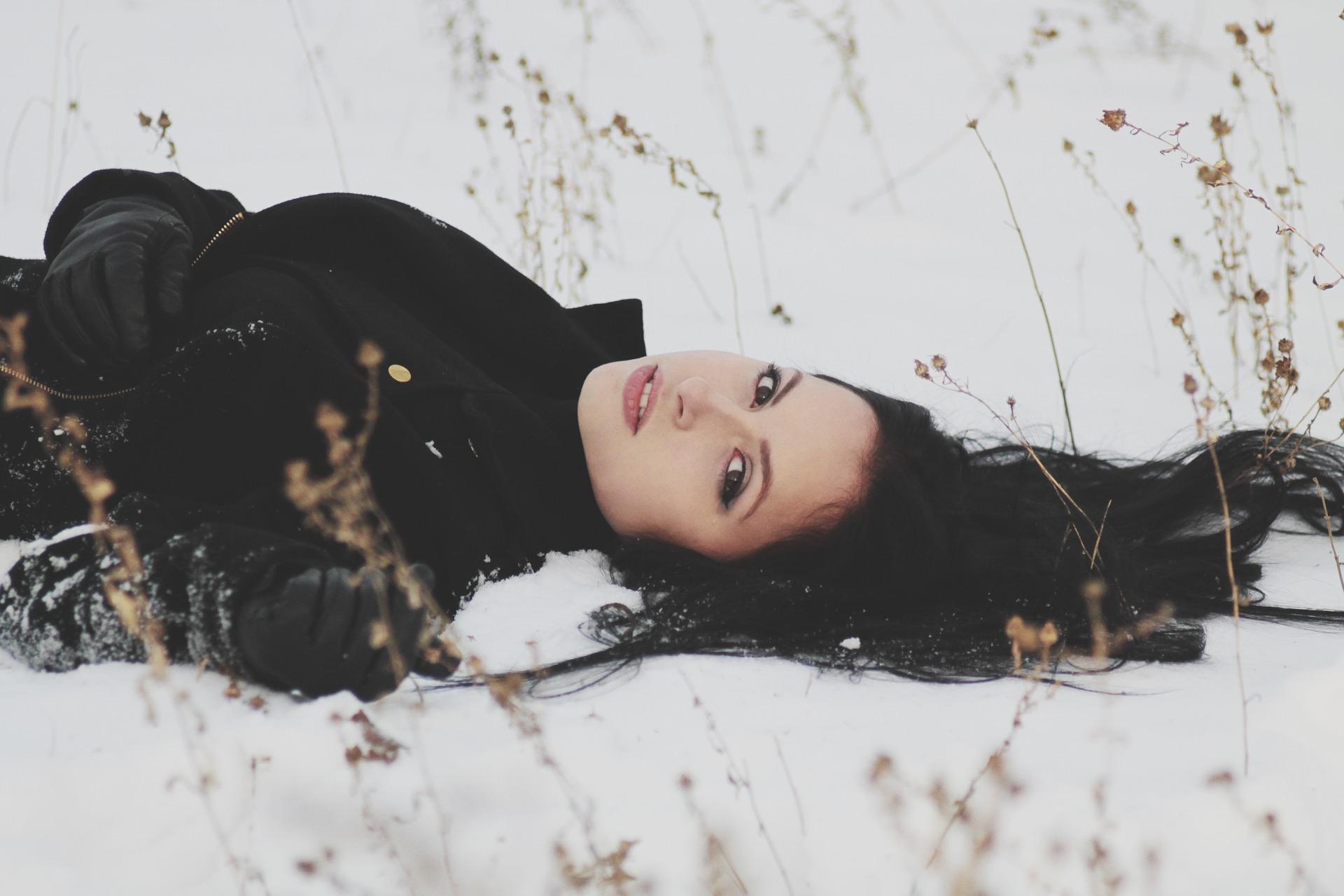 Winterbräune